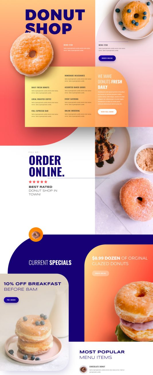 donut-shop-landing-page-533x1883