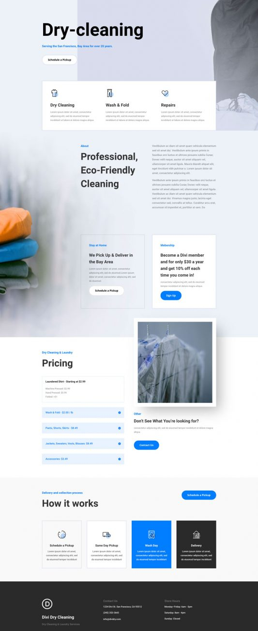 dry-cleaning-landing-page-533x1329