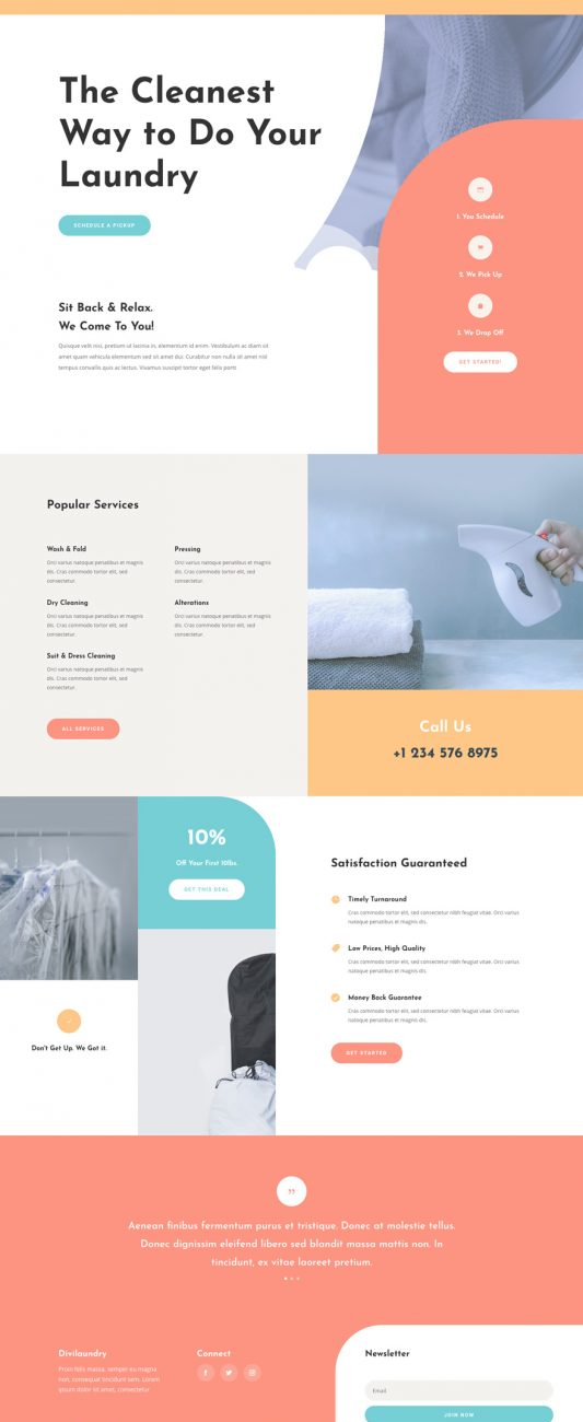 laundry-service-landing-page-533x1342
